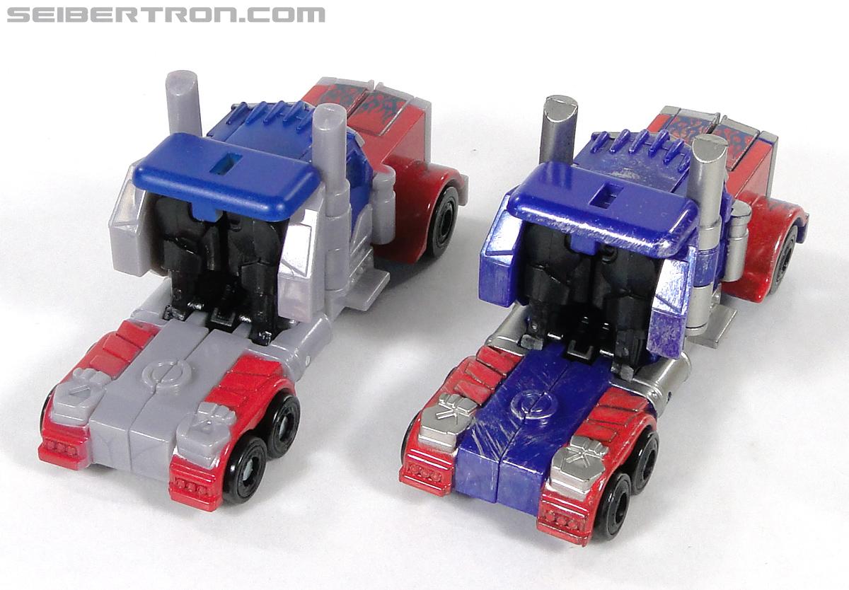 Transformers 2 toys optimus prime