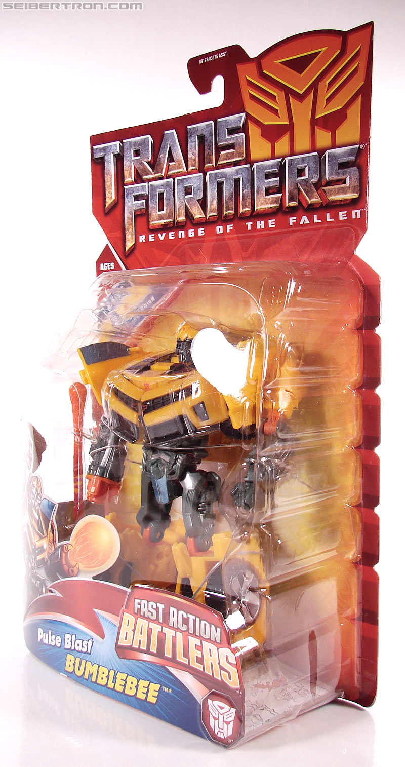 Transformers Revenge of the Fallen Pulse Blast Bumblebee (Image #11 of 83)