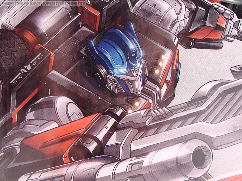 Transformers Revenge of the Fallen Power Armor Optimus Prime (Image #4 of 88)