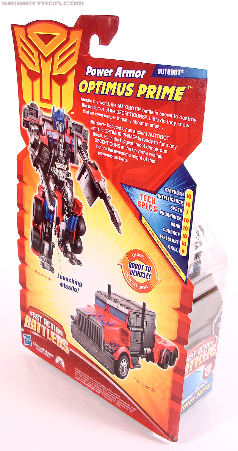 Transformers Revenge of the Fallen Power Armor Optimus Prime (Image #6 of 88)