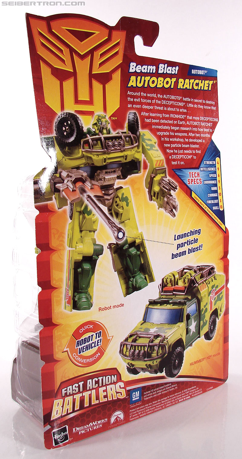 Transformers Revenge of the Fallen Beam Blast Ratchet (Image #9 of 90)