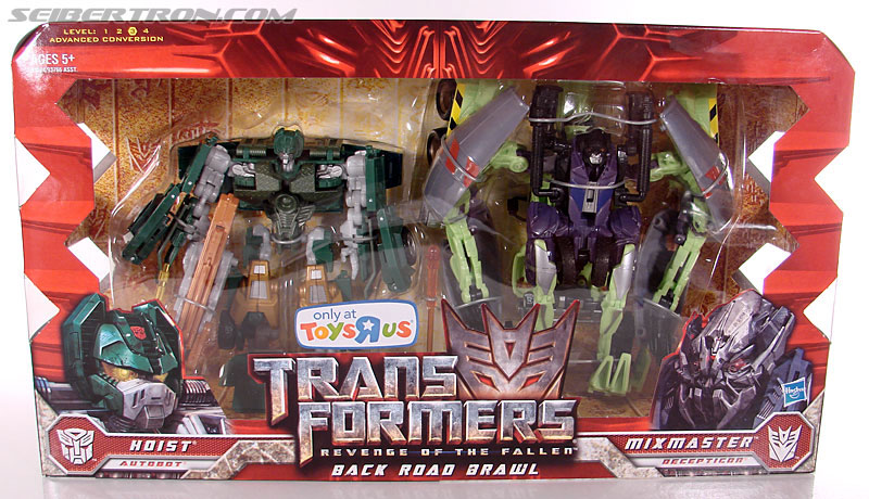 Transformers Revenge of the Fallen Mixmaster (G1) (Image #1 of 130)