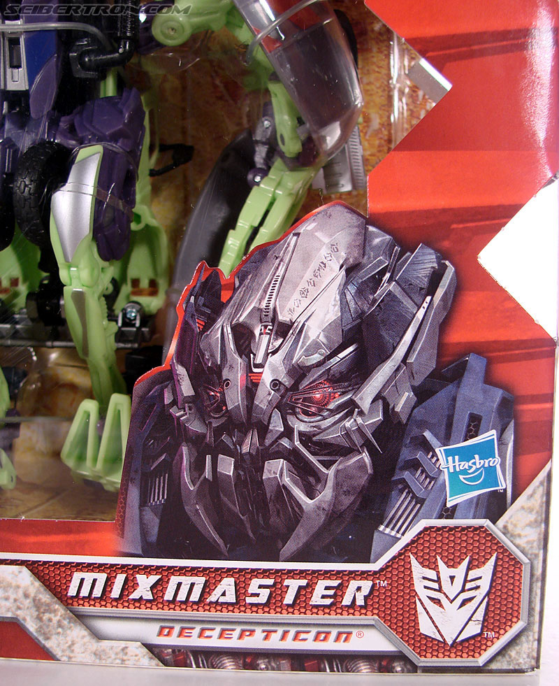 Transformers Revenge of the Fallen Mixmaster (G1) (Image #3 of 130)
