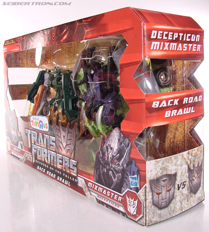 Transformers Revenge of the Fallen Mixmaster (G1) (Image #6 of 130)