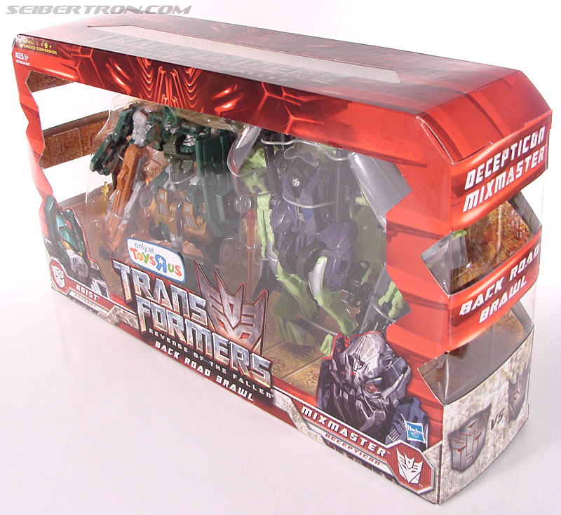 Transformers Revenge of the Fallen Mixmaster (G1) (Image #7 of 130)