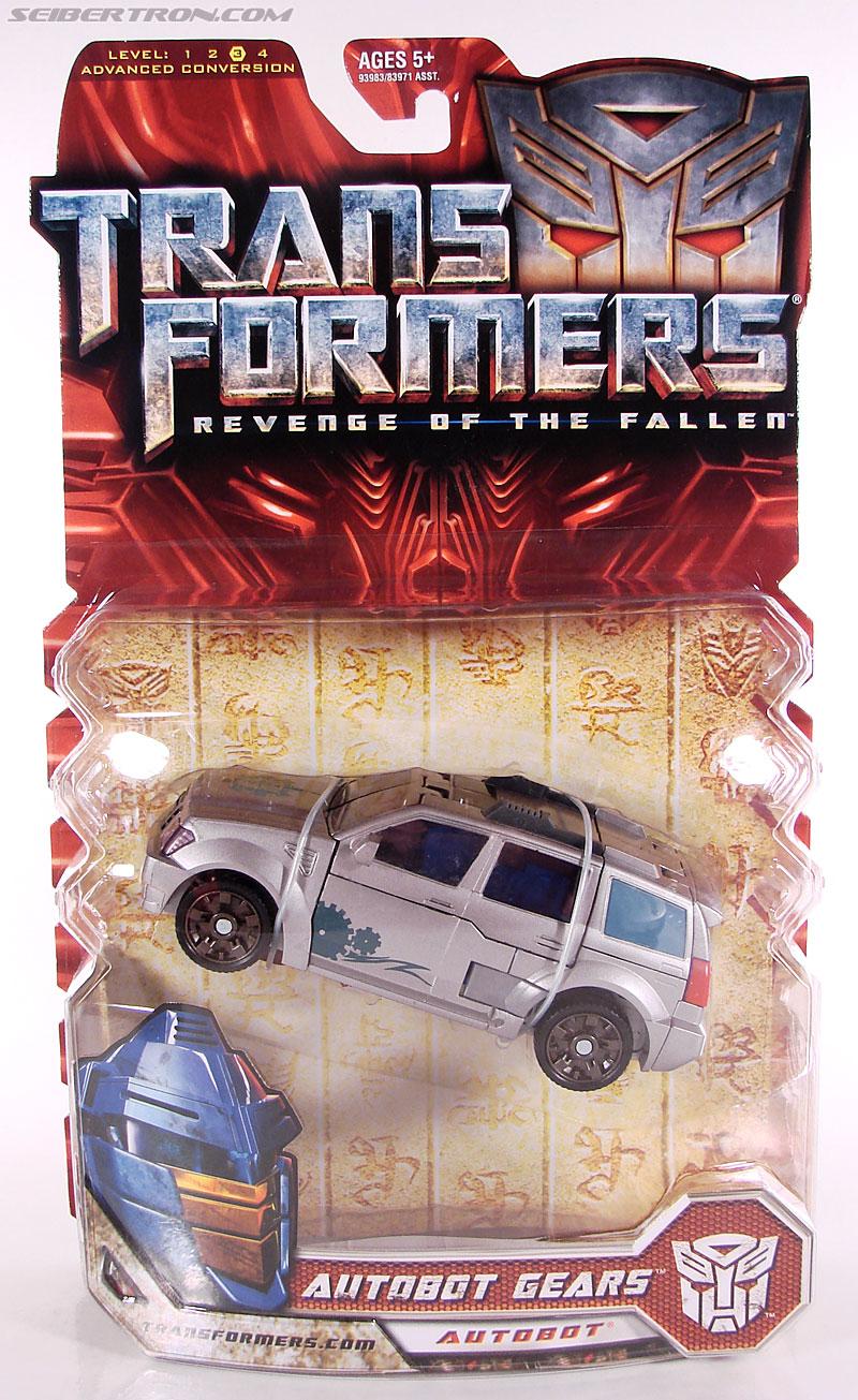 Transformers Revenge of the Fallen Gears (Image #1 of 84)