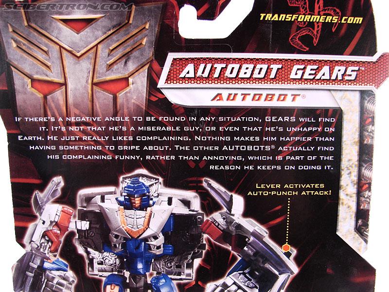 Transformers Revenge of the Fallen Gears (Image #8 of 84)