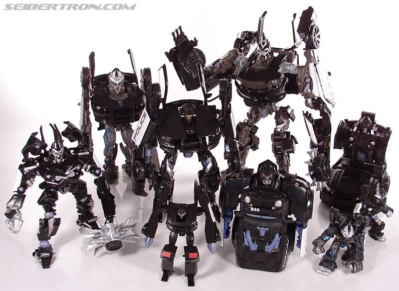 Transformers Revenge of the Fallen Barricade (Image #75 of 76)