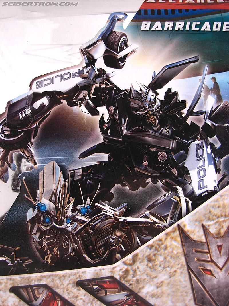 Transformers Revenge of the Fallen Barricade (Image #16 of 179)