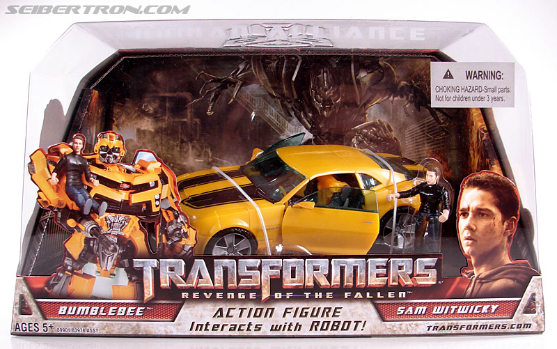 Transformers Revenge of the Fallen Sam Witwicky (Spike) (Image #1 of 64)