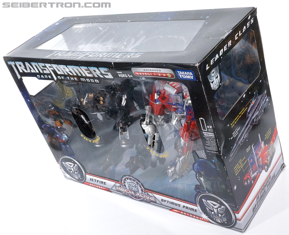 Transformers Revenge of the Fallen Jetpower Optimus Prime (Jetpower 2-pack) (Reissue) (Image #19 of 110)