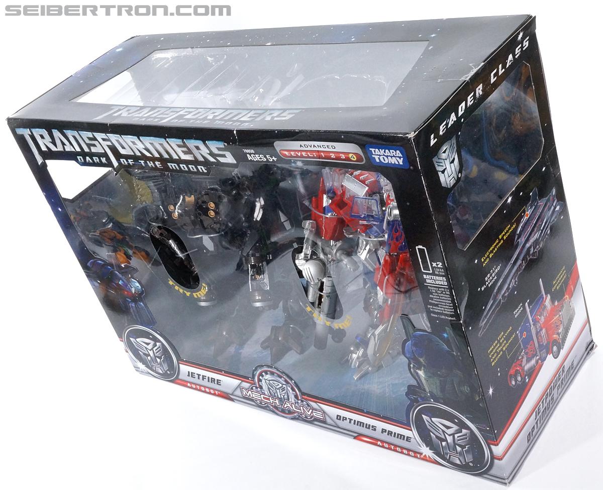 Transformers Revenge of the Fallen Jetpower Optimus Prime (Jetpower 2-pack) (Reissue) (Image #19 of 110)