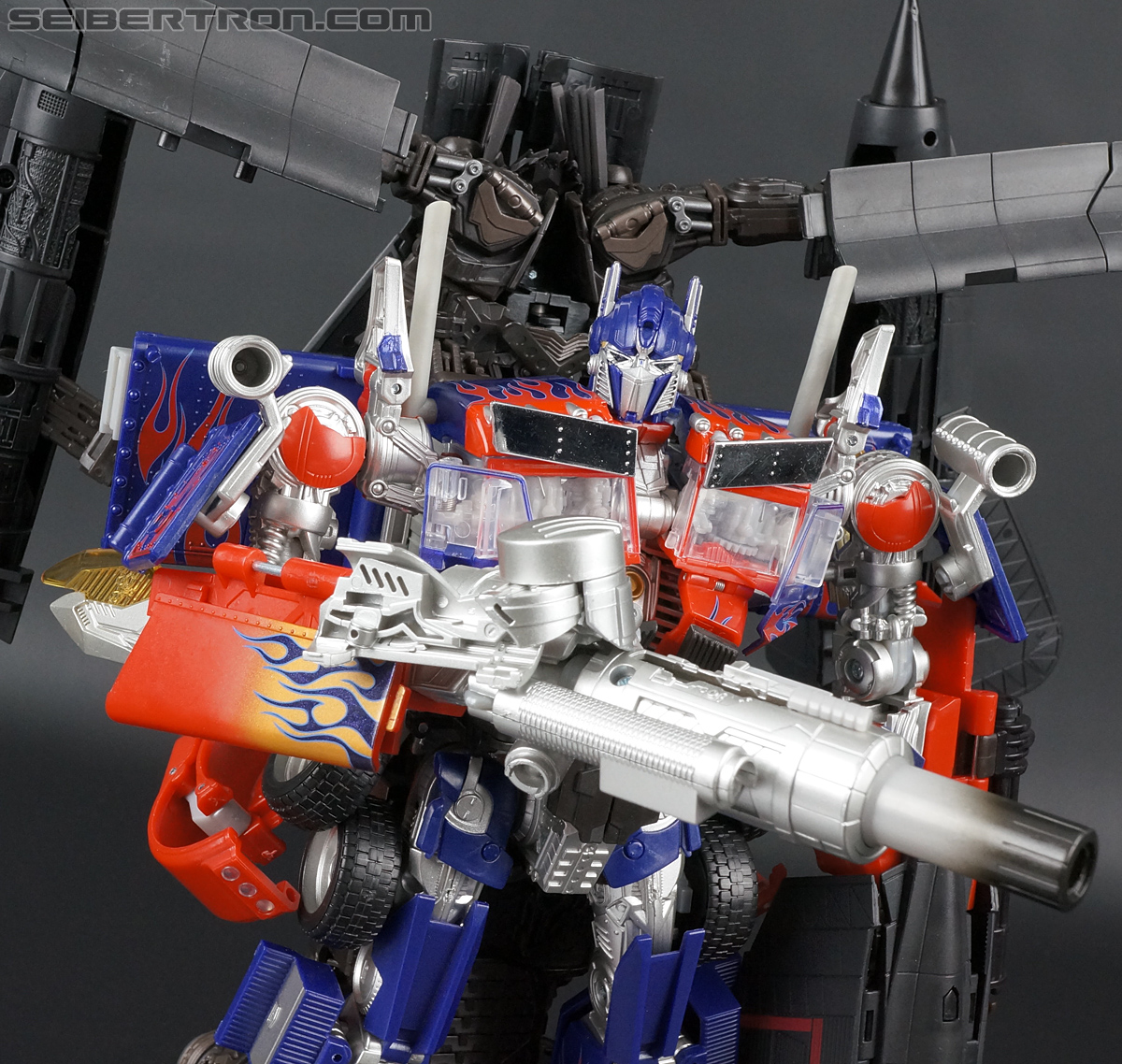 Transformers Revenge of the Fallen Jetpower Optimus Prime (Jetpower 2-pack) (Reissue) (Image #82 of 110)