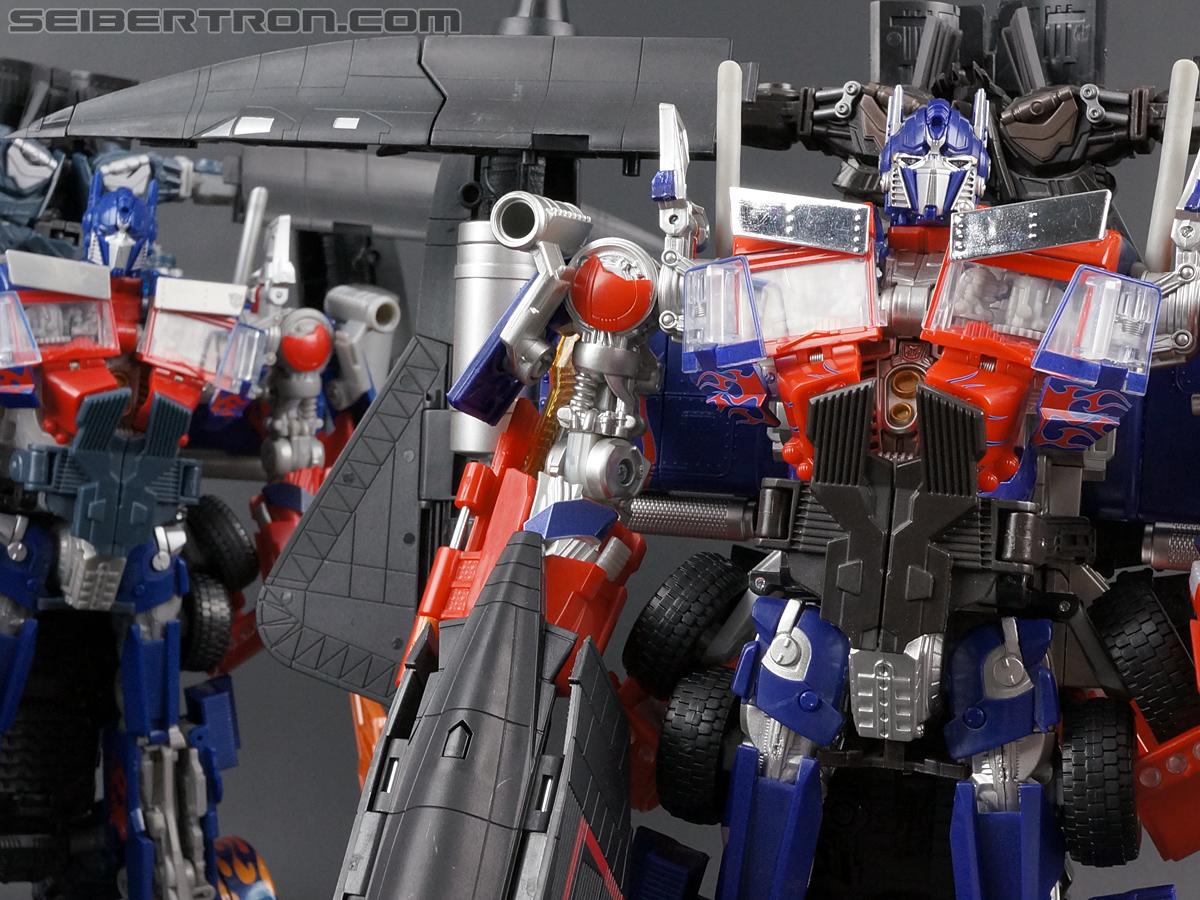 Transformers Revenge of the Fallen Jetpower Optimus Prime (Jetpower 2-pack) (Reissue) (Image #101 of 110)