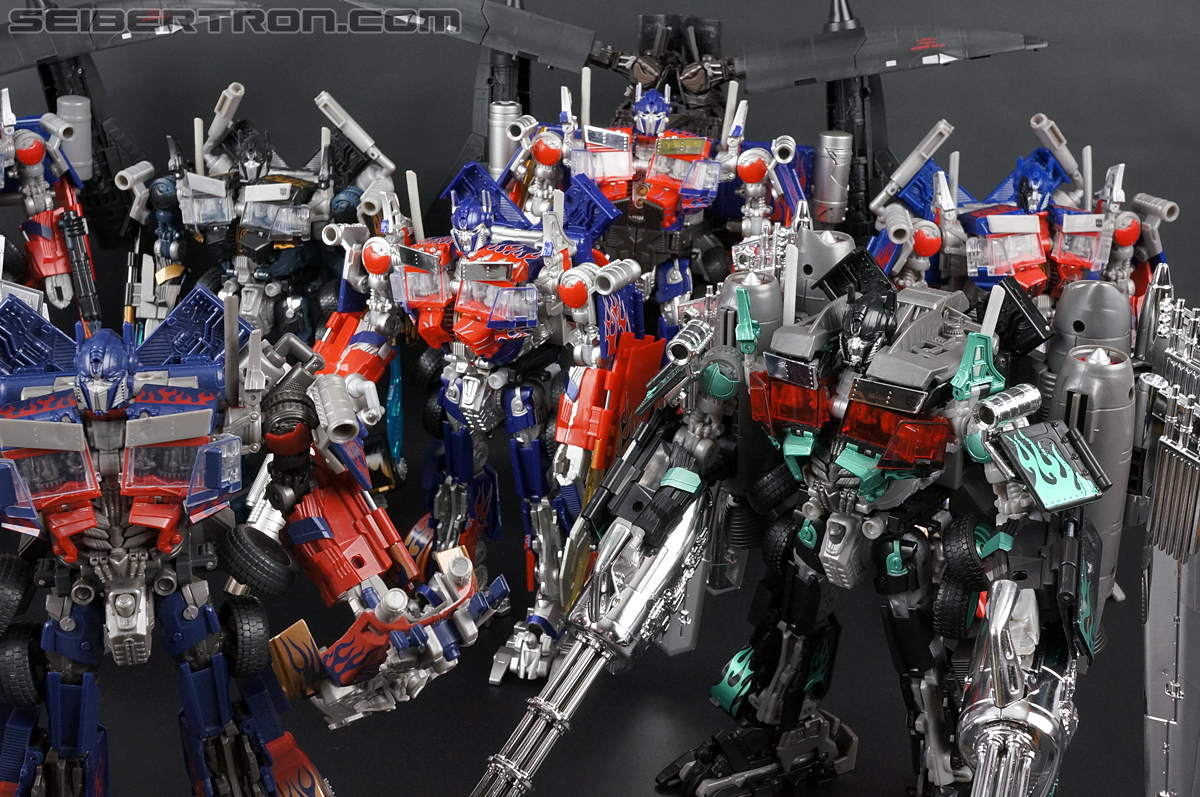 Transformers Revenge of the Fallen Jetpower Optimus Prime (Jetpower 2-pack) (Reissue) (Image #109 of 110)