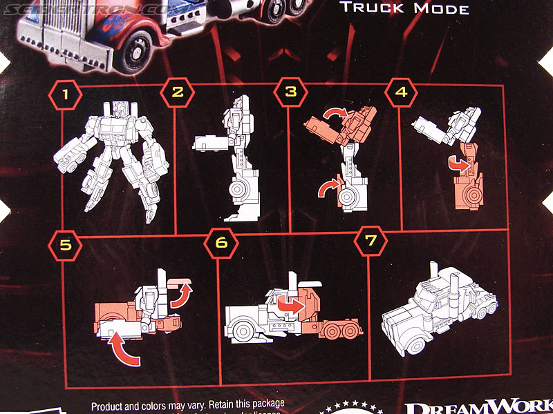Transformers Revenge of the Fallen Optimus Prime (Image #6 of 79)