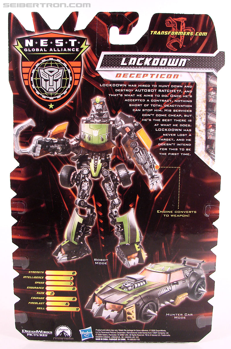 Transformers Revenge of the Fallen Lockdown (Image #8 of 126)
