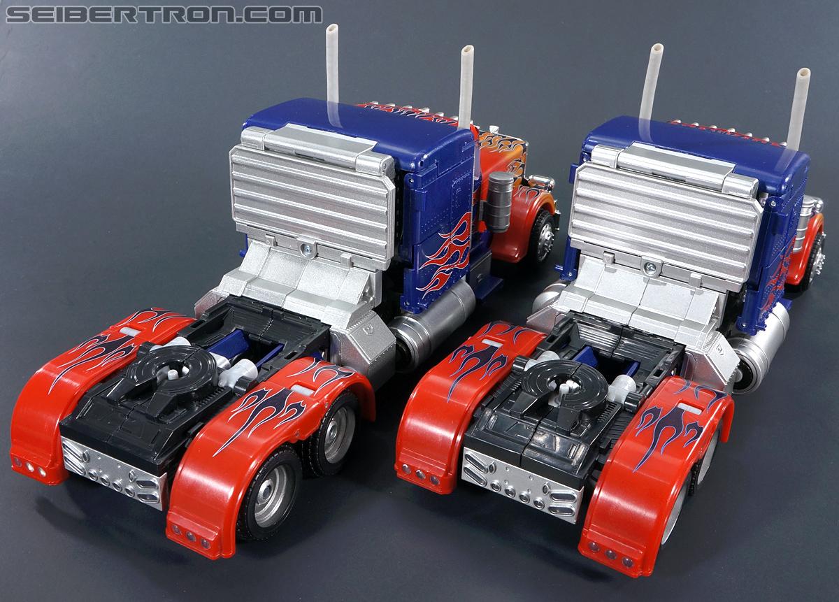 Transformers Revenge of the Fallen Buster Optimus Prime (Jetpower 2-pack) (Reissue) (Image #21 of 148)