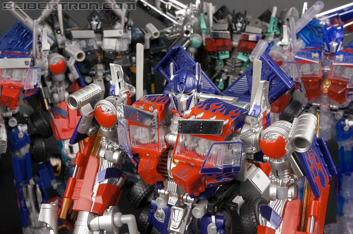 Transformers Revenge of the Fallen Buster Optimus Prime (Jetpower 2-pack) (Reissue) (Image #147 of 148)