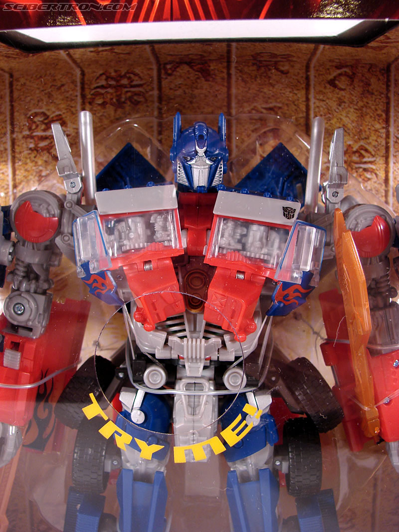Transformers Revenge of the Fallen Optimus Prime (Image #2 of 197)