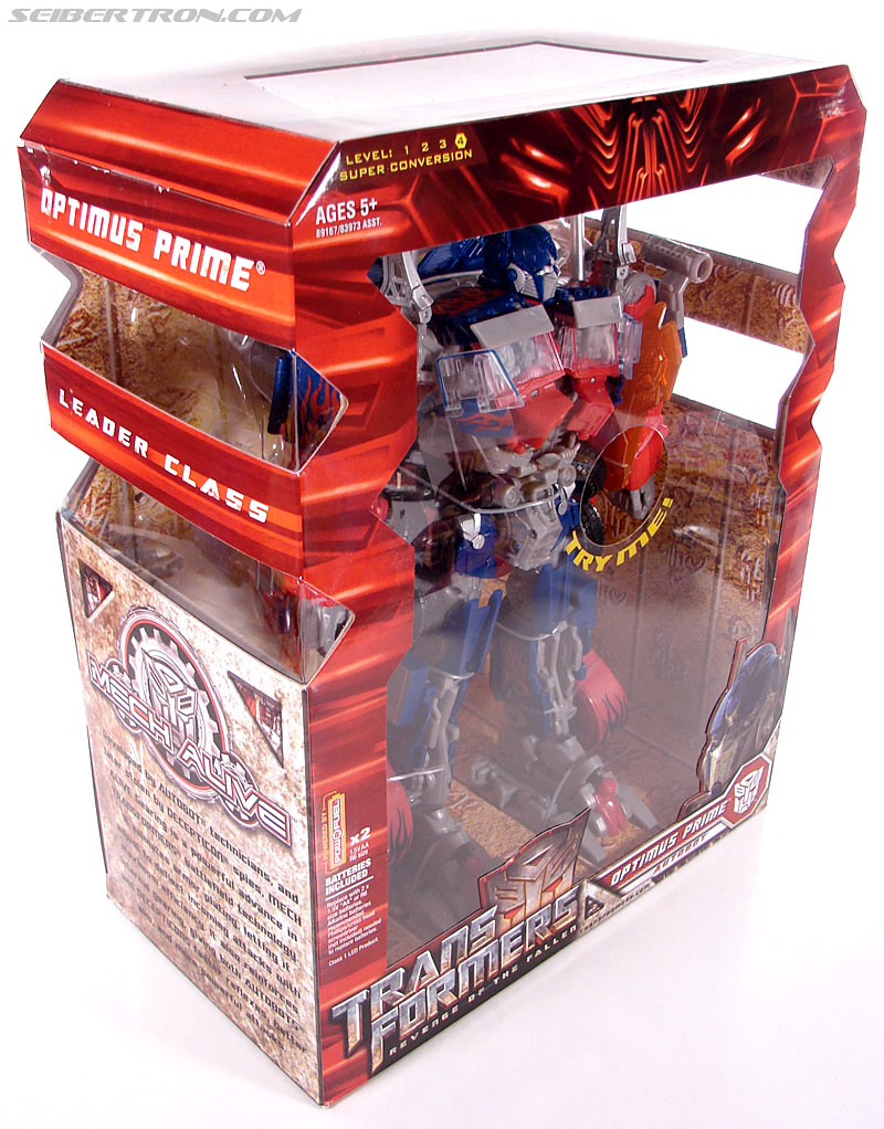 Transformers Revenge of the Fallen Optimus Prime (Image #5 of 197)