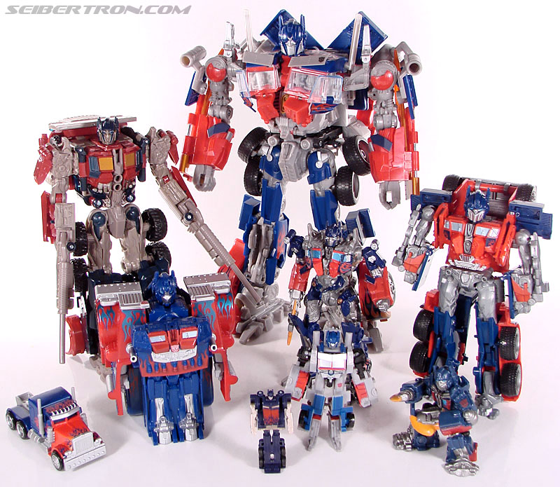 Transformers Revenge of the Fallen Optimus Prime (Image #185 of 197)