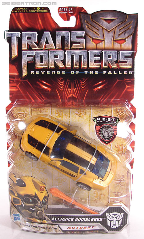 Transformers Revenge of the Fallen Alliance Bumblebee (Image #1 of 109)