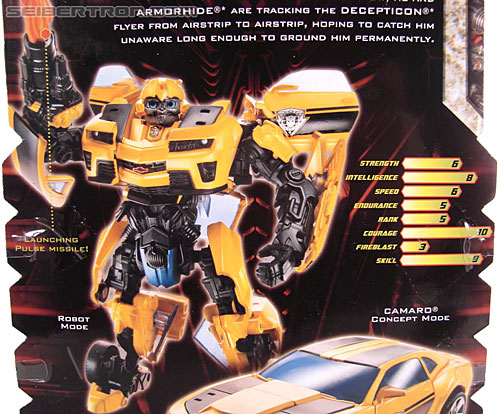 Transformers Revenge of the Fallen Alliance Bumblebee (Image #10 of 109)