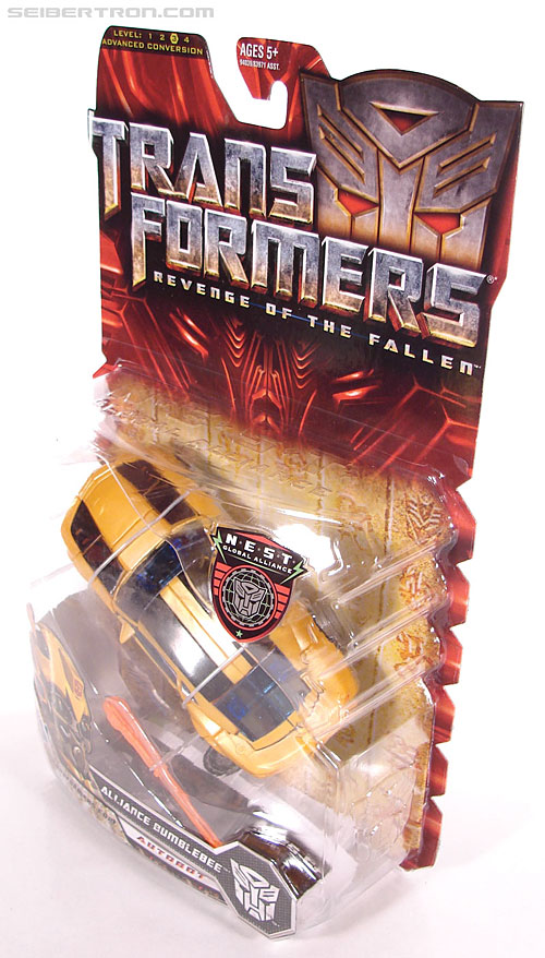 Transformers Revenge of the Fallen Alliance Bumblebee (Image #14 of 109)
