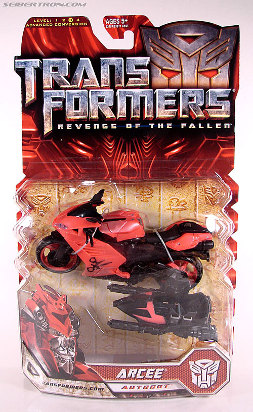 Transformers Revenge of the Fallen Arcee (Image #1 of 109)