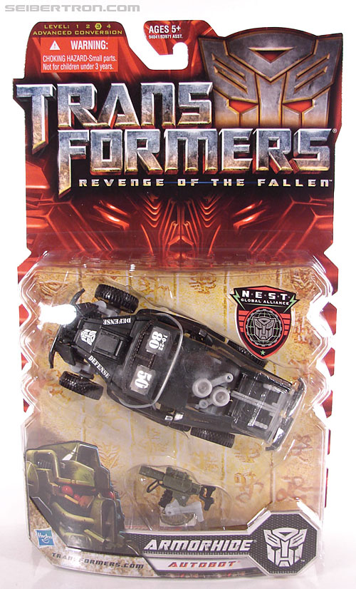 Transformers Revenge of the Fallen Armorhide (Image #1 of 89)