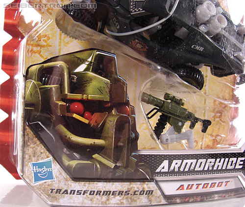 Transformers Revenge of the Fallen Armorhide (Image #3 of 89)