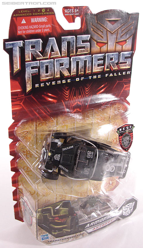 Transformers Revenge of the Fallen Armorhide (Image #5 of 89)