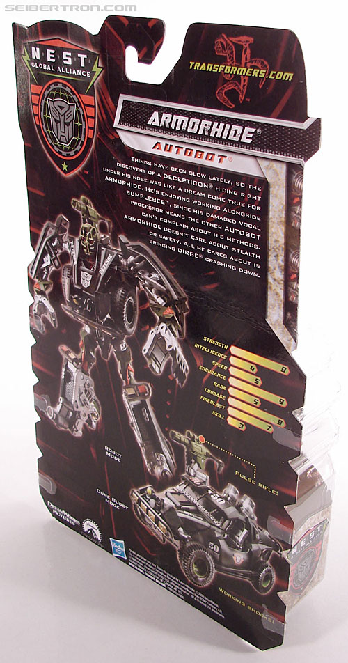 Transformers Revenge of the Fallen Armorhide (Image #7 of 89)