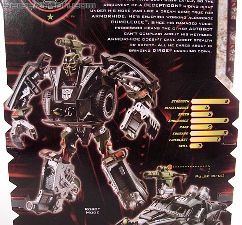 Transformers Revenge of the Fallen Armorhide (Image #10 of 89)