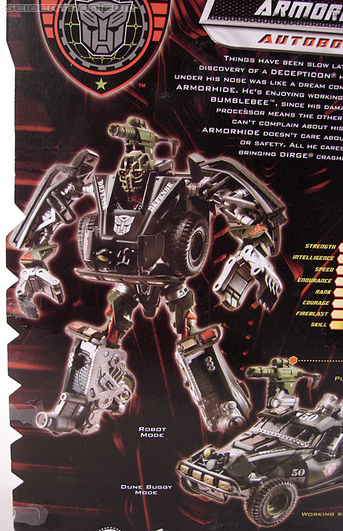 Transformers Revenge of the Fallen Armorhide (Image #11 of 89)