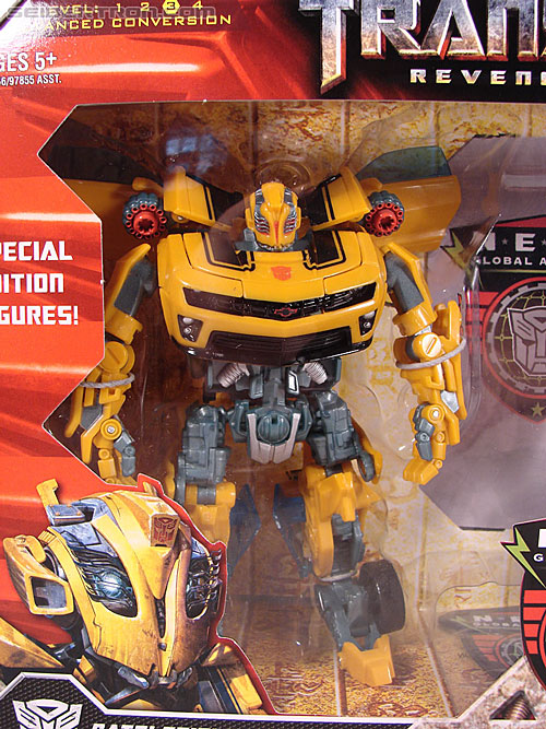 Transformers Revenge of the Fallen Battlefield Bumblebee (Image #2 of 205)
