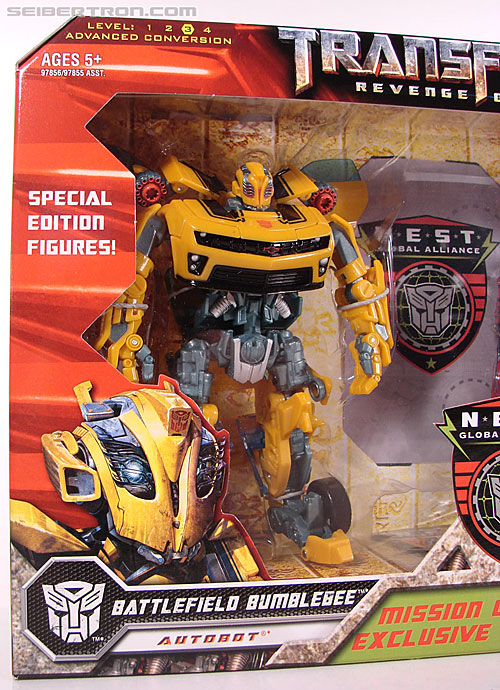 Transformers Revenge of the Fallen Battlefield Bumblebee (Image #5 of 205)