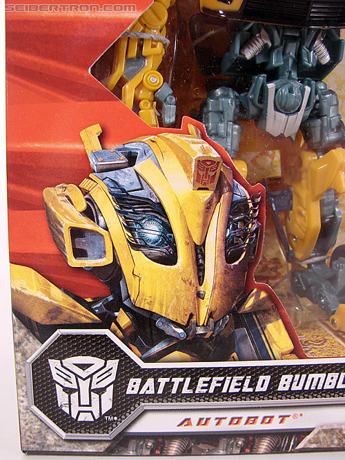 Transformers Revenge of the Fallen Battlefield Bumblebee (Image #6 of 205)