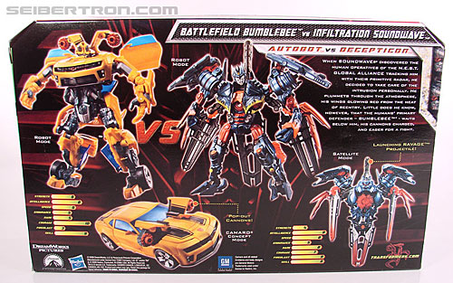 Transformers Revenge of the Fallen Battlefield Bumblebee (Image #15 of 205)