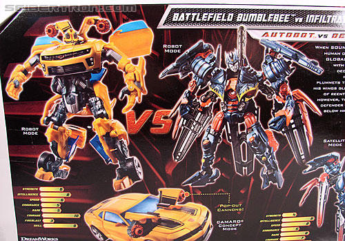 Transformers Revenge of the Fallen Battlefield Bumblebee (Image #16 of 205)