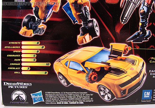 Transformers Revenge of the Fallen Battlefield Bumblebee (Image #17 of 205)
