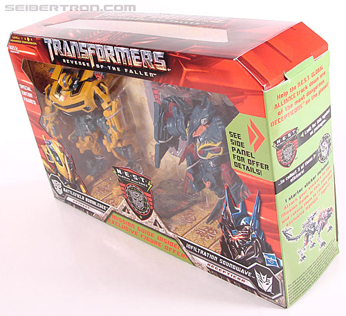 Transformers Revenge of the Fallen Battlefield Bumblebee (Image #27 of 205)