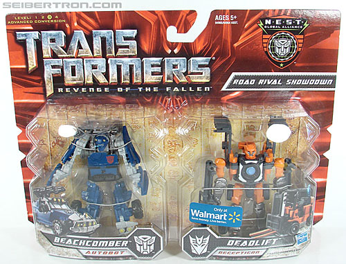 Transformers Revenge of the Fallen Beachcomber (Image #1 of 103)