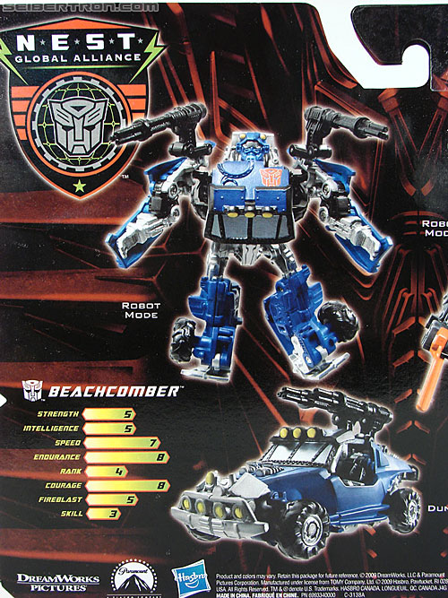 Transformers Revenge of the Fallen Beachcomber (Image #8 of 103)
