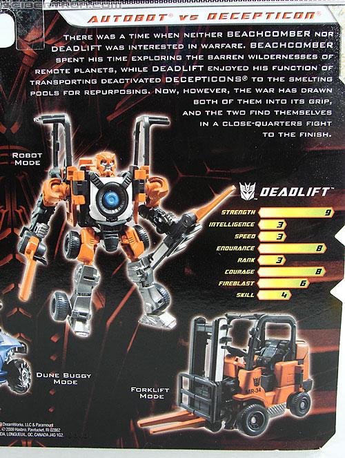 Transformers Revenge of the Fallen Beachcomber (Image #9 of 103)