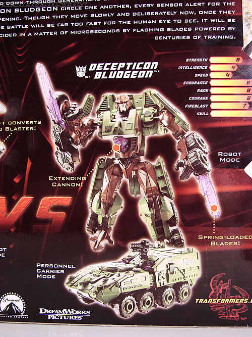 Transformers Revenge of the Fallen Bludgeon (Image #11 of 123)