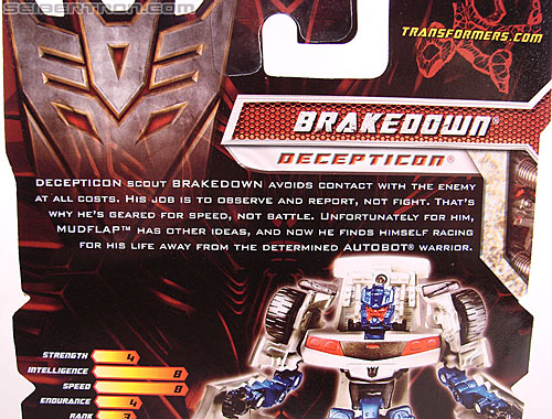Transformers Revenge of the Fallen Brakedown (Image #6 of 97)