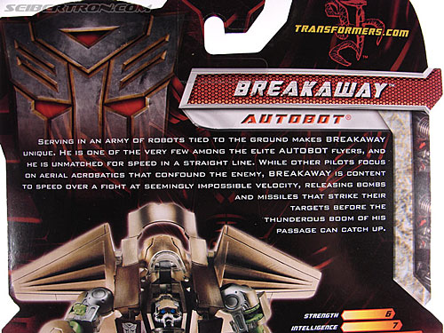 Transformers Revenge of the Fallen Breakaway (Image #9 of 74)