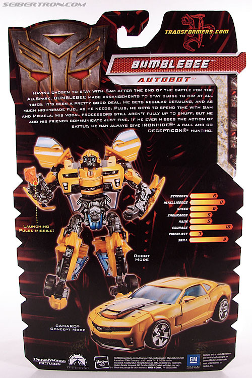 Transformers Revenge of the Fallen Bumblebee (Image #8 of 133)
